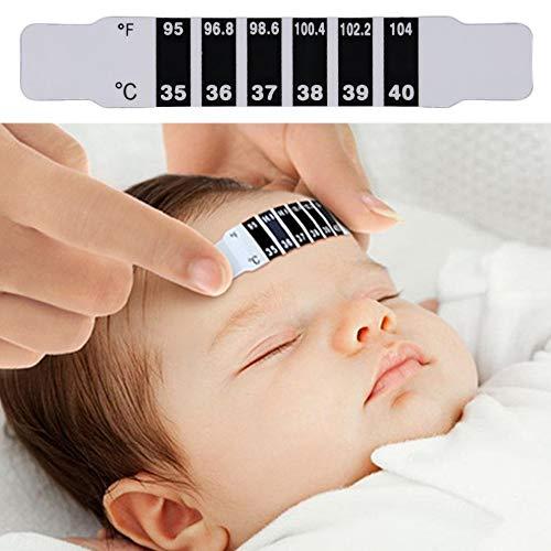 Wilk Temperaturmesswerkzeug Ankunft 1Pcs Thermometer für Kinder Stirn-Streifen-Thermometer-Fieber Körpertemperaturmessung-Test