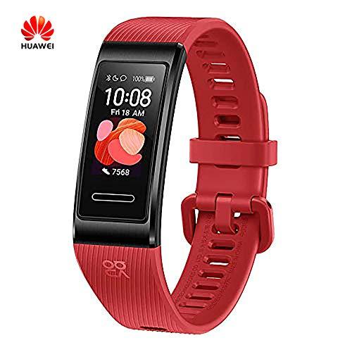 gooplayer für Huawei Band 4 Pro Smart Armband 5ATM Wasserdichtes Standalone-GPS-Gesundheitsmonitor SpO2-Blutsauerstoff-Sportarmband
