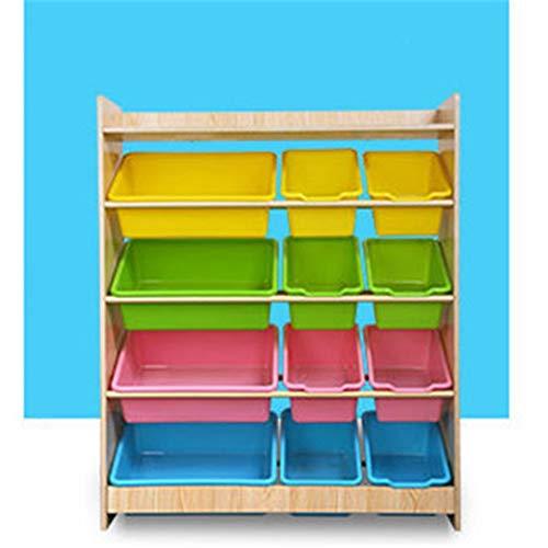 Ramingt-Home Jouets Storage Organisateur - Jouet for l'organisation de Stockage bébé Jouets for Enfants Jouets for Chiens Jouets for bébé Vêtements for Enfants Livres Panier pour Chambre