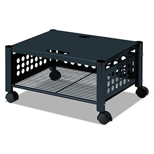 Vertiflex Mobile Underdesk Machine Stand, 21 x 17 x 11 Inches, Black (VF52009)
