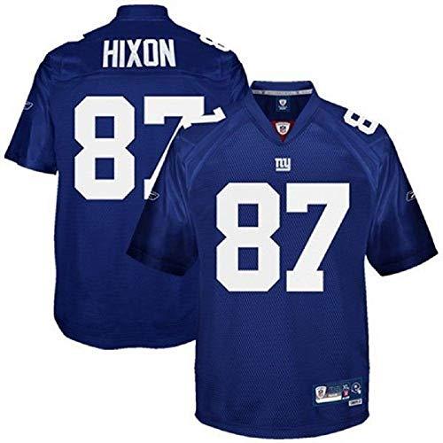 NFL Football Trikot Jersey New York NY Giants Domenik Hixon #87 blau (XL)