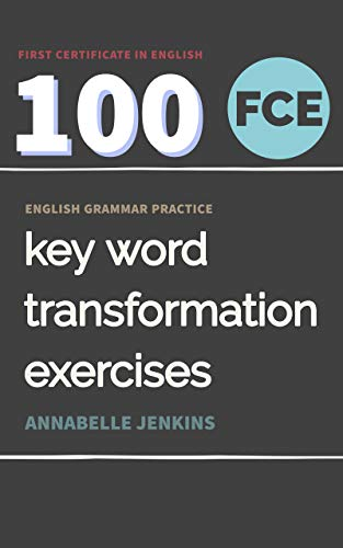 English Grammar Practice-First Certificate in English: