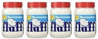 Fluff Marshmallow Spread 7.5oz (Pack of 4)