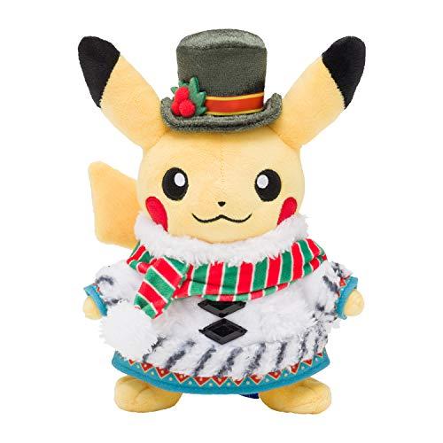 Pokemon Center Japan Pokémon Christmas Wonderland Pikachu Plush 2020
