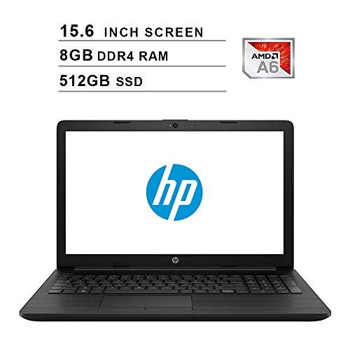 2019 HP Newest Premium 15.6 Inch HD Laptop (AMD A6-9225...