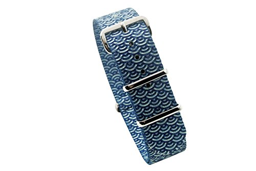 HNS Watch Bands - Choice of Graphic Pattern &...