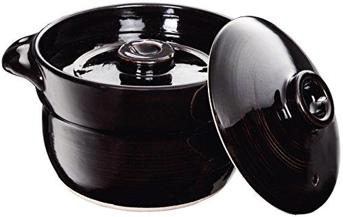 イシガキ産業 レンジ&炊飯鍋二重蓋 1号 極みシリーズ 4105