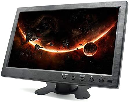 Padarsey 10 1 HD Monitor for Mini TV Car Video Player Computer Display TFT LCD Color Screen product image