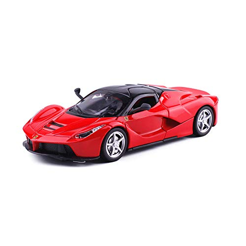 Alloy Collectible Ferrari Race and Play LaFerrari Pull Back Vehicles Diecast Cars Model