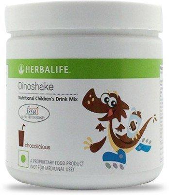 Herbalife - dinoshake- Kids Shakes - Chocolate (Canister) 200 gms