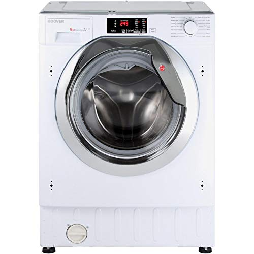 Hoover HBWM914DC-80 A+++ 9Kg 1400 Spin Fully Integrated Washing Machine