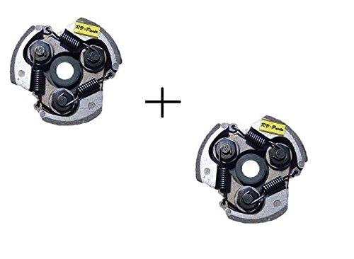 Pocketbike Kupplung Set 3 Backen Fliehkraftkupplung 49ccm Dirtbike Cross Quad ATV