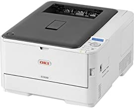Oki C332dn LED Printer - Color - 31 ppm Mono / 27 ppm Color - 1200 x 600 dpi Print - Automatic Duplex Print - 350 Sheets I...