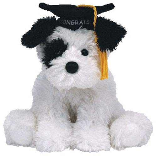 TY Beanie Baby - CONGRATS the Graduation Dog (Walgreen's Exclusive)