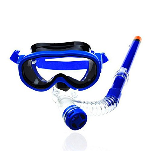 Saflyse kinderzwembril snorkel + duikbril set kinderduikset