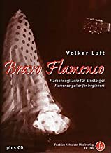 Bravo Flamenco – Arreglos para guitarra – con tabulador – con CD [notas/partituras] Compositor: Luft Volker