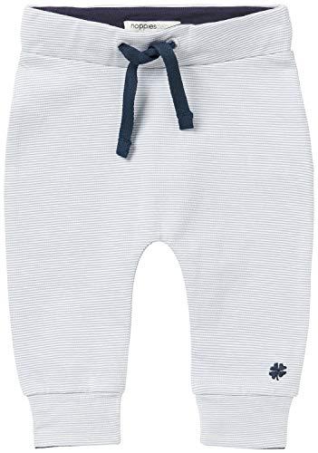 Noppies Baby-Jungen B Polyamidents Jrsy Comfort NOLA Hose, Grau (Grey Blue C134), Frühchen (Herstellergröße: 44)