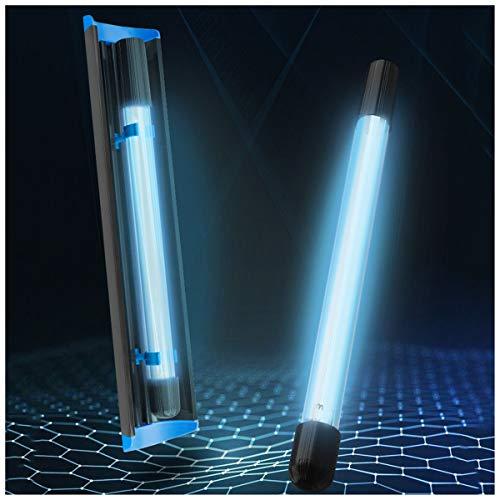 GJNWRQCY desinfecterende lamp UV-visvijver algenduikgang aquarium desinfectie ingebouwd licht Uv Germicidal gloeilampen, 5W