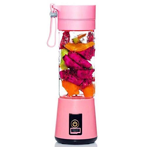 Barir Entsafter Elektro Juice Cup bewegliche Multifunktions Entsafter Lade Juice Cup 500ML, ABS [Energieklasse]