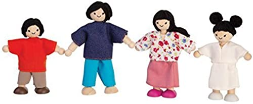 Plan Toys Asian Family by Plan Toys