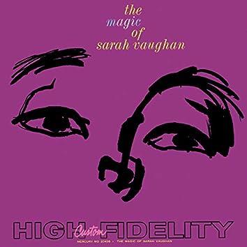 The Magic Of Sarah Vaughan