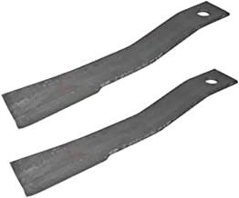 (2) 820-138C New Land Pride Rotary Cutter Blades for RCM3615 RCR2584 RCR2684 RCRM3515