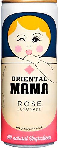 Oriental Mama Rose Lemonade 250ml (24 Dosen inkl. Pfand)