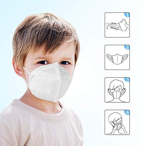 mascarillas reutilizables n95 niños