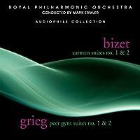 Carmen Suites by G. Bizet (2009-09-08)