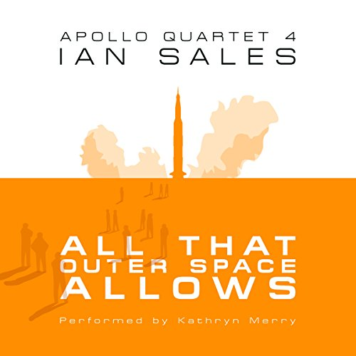 All That Outer Space Allows audiobook cover art