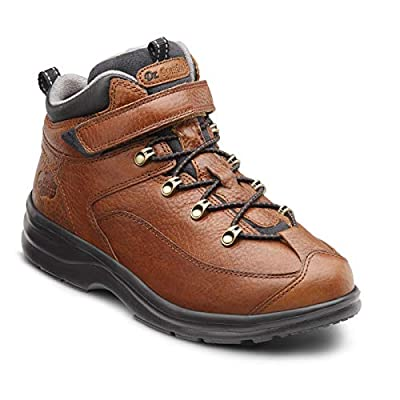 97d76dd889a Dr. Comfort Vigor Women s Therapeutic Diabetic Extra Depth Hiking Boot  Leather Lace