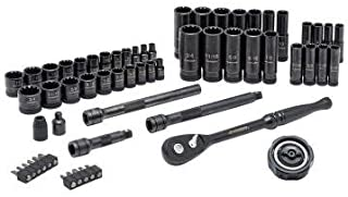 1/4 in. and 3/8 in. Universal Mechanics Tool Set (60-Pieces) by Husky