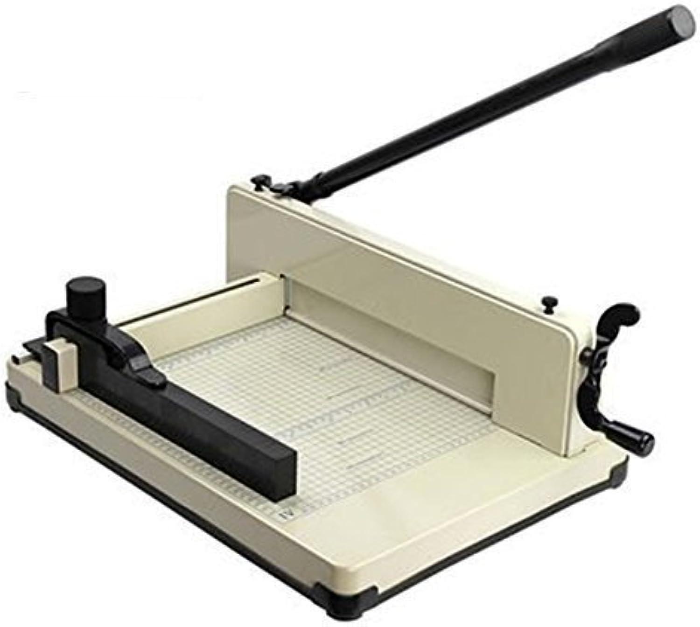 30,5 cm YG 858-a4 Heavy Duty Industrie Guillotine 200 Blatt Normal Papier Cutter B015VWG7VW   | Für Ihre Wahl