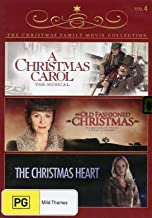 The Christmas Movies Collection 4 ( A Christmas Carol: The Musical / An Old Fashioned Christmas / The Christmas Heart ) [ Origen Australiano, Ningun Idioma Espanol ]