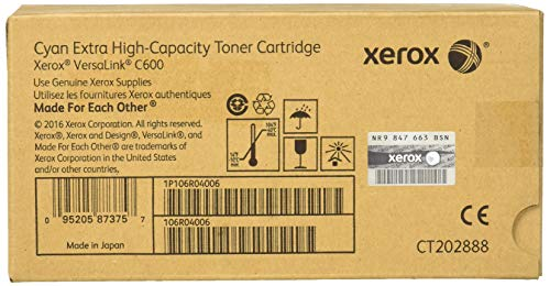 Learn More About Xerox Versalink C600