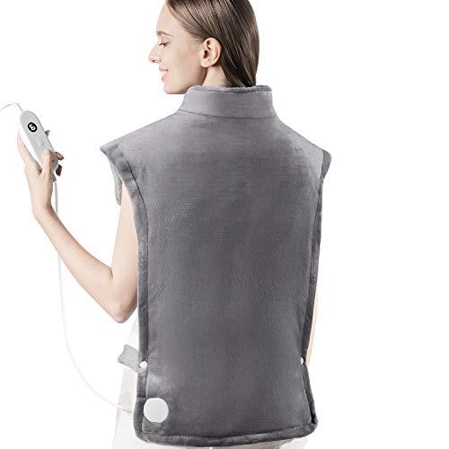 Image of iTeknic Heating Pad for...: Bestviewsreviews