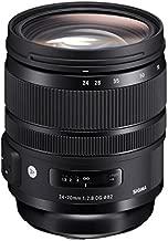 Sigma DG OS HSM 576956 f/2.8 to f/22 Sigma SA Mount Lens Art Lens