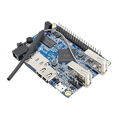 xllLU Fuente abierta de una sola placa Ordenador Naranja Pi Lite 1GB H3 SoC 1GB DDR3 SDRAM ejecuta Ubuntu Debian Android4.4 Imagen naranja pi lite