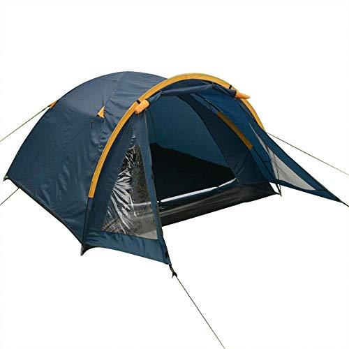 lahomia - Tienda de campaña de 3 plazas, para 2 a 3 personas, 4 estaciones, impermeable, ligera para camping, senderismo, viajes, escalada, fácil de montar
