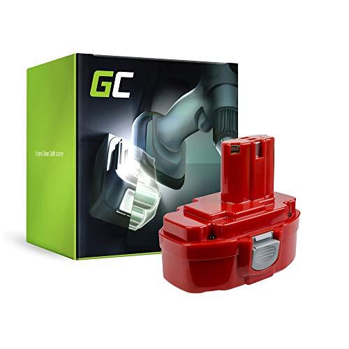 GC (3Ah 18V Ni-MH celdas) Batería para Makita 4334 de Herramienta Eléctrica