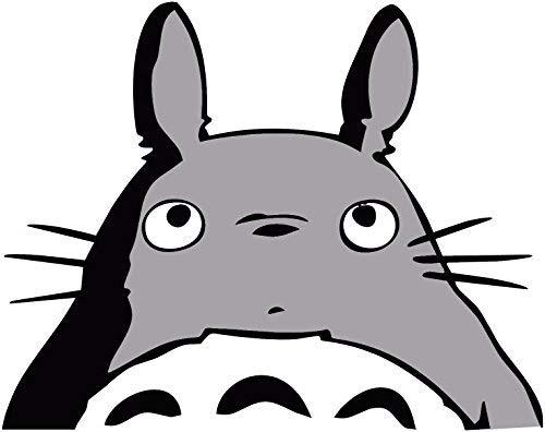 My Neighbor Totoro - Studio Ghibli Anime Decal Sticker for Car/Truck/Laptop (3.7' x 4.6')