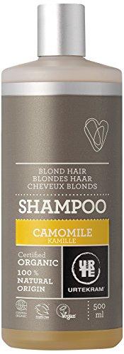 Urtekram Kamille Shampoo Bio, blondes Haar, 500 ml