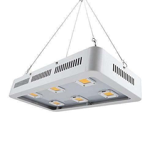1800W Lámpara de Cultivo LED COB de Crecimiento de Espectro Completo de Interior para Plantas de Interior Flores Vegetal