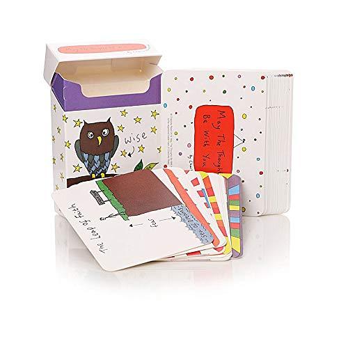 HMB Charlotte Reed May The Thoughts Be With You - 60 tarjetas de sabiduría