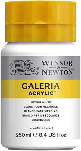 Winsor & Newton Acrylique Galeria 250ml Blanc Mélange Série 1