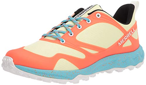 Merrell womens Altalight Hiking Shoe, Lemonade, 6.5 US