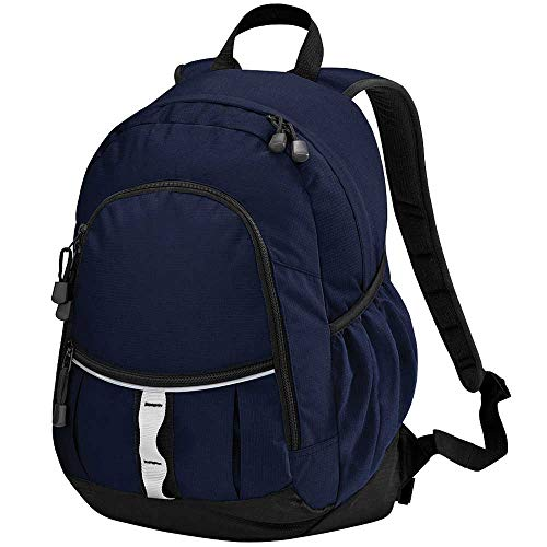 Quadra Unisex Adults All Purpose Padded Backpack Rucksack One Size