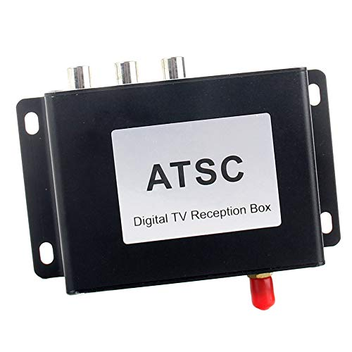 Dasaita High Speed HD Car TV Tuner Mobile Digital TV Receiver Box Suit for Dasaita Unit Only Work in America This Model