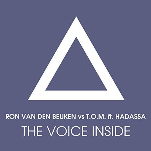 Ron Van Den Beuken & T.O.M. feat. Hadassa