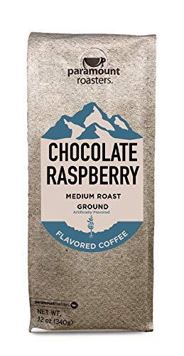 Chocolate Raspberry Flavored Ground Coffee
